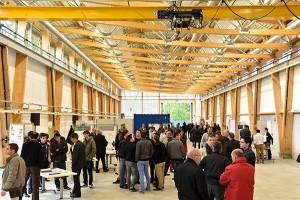 Halle technologique Bois HD