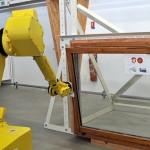 Robot 6 axes endurance menuiserie