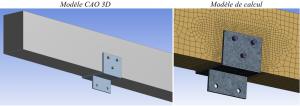 Modèlisation CAO et calcul © Bois HD