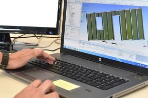 Modélisation et simulation numérique construction bois