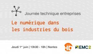 Journée technique numérique industries bois