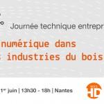 Journée technique numérique industries du bois