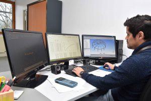 Simulation numérique par l'éqipe de Bois HD