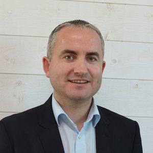 Sébastien LEVENEZ, Directeur Général, Groupe ISB